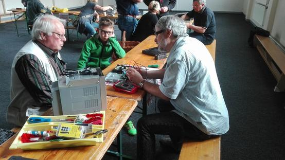 Repair Café Reutershagen